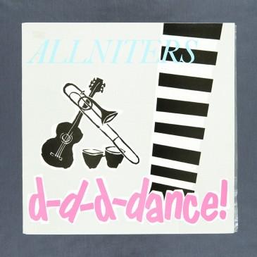 Allniters - D-D-D-Dance - LP (used)