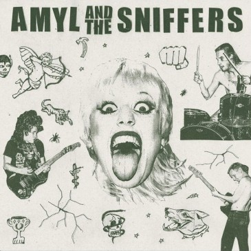 Amyl and The Sniffers - Amyl and The Sniffers - LP