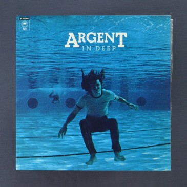 Argent - In Deep - LP (used)