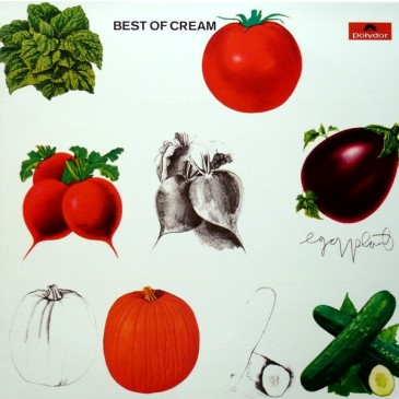 Cream - Best of Cream - 180g LP