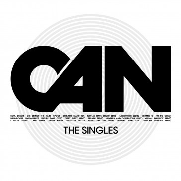 Can - The Singles - 3xLP