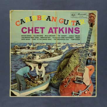 Chet Atkins - Caribbean Guitar - LP (used)