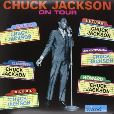 Chuck Jackson - On Tour - LP