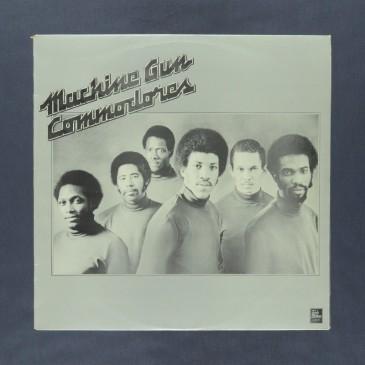 Commodores - Machine Gun - LP (used)