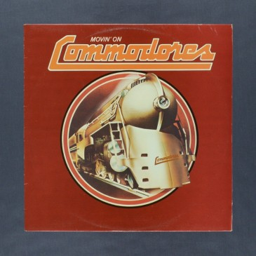 Commodores - Movin' On - LP (used)