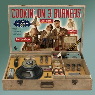 Cookin' On 3 Burners - Lab Experiments Vol. 2 - LP