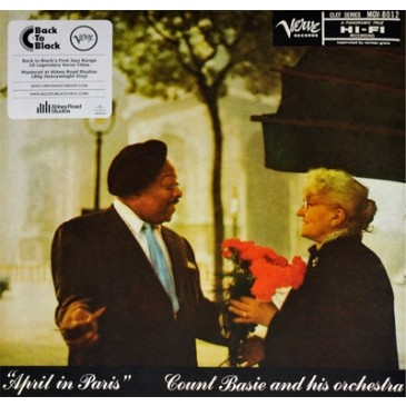 Count Basie and His Orchestra - April in Paris - 180g LP