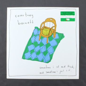 Courtney Barnett - sometimes i sit and think, and sometimes i just sit. - LP