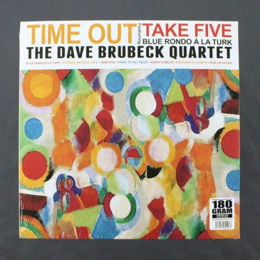 The Dave Brubeck Quartet - Time Out - 180g LP