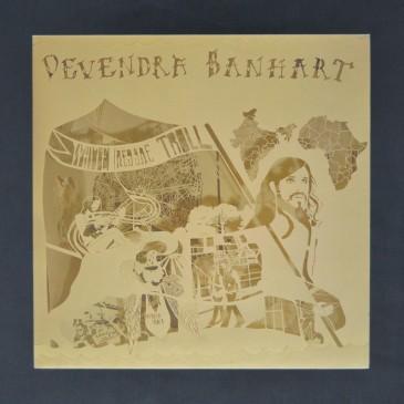"Devendra Banhart - White Reggae Troll - 12"" (used)"