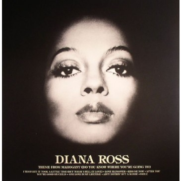 Diana Ross - Diana Ross - LP