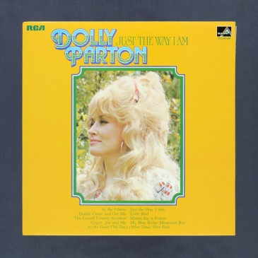Dolly Parton - Just The Way I Am - LP (used)