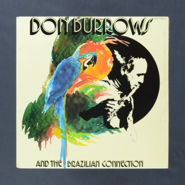 Don Burrows and The Brazillian Connection - Don Burrows and The Brazillian Connection - 2xLP (used)