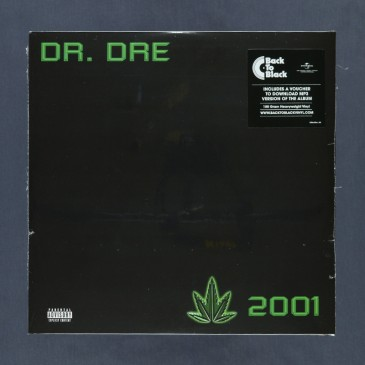 Dr. Dre - 2001 - 180g 2xLP