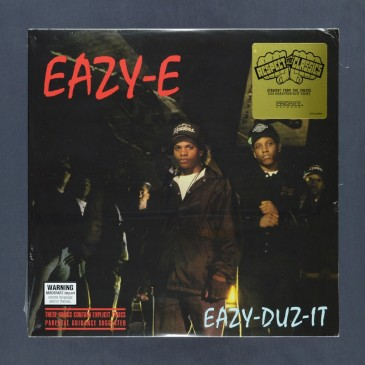 Eazy E - Eazy-Duz-It - 180g LP