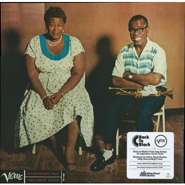Ella Fitzgerald & Louis Armstrong ‎- Ella and Louis - 180g LP
