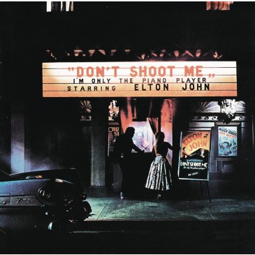 Elton John - Don't Shoot Me I'm Only the Piano Player - 180g LP