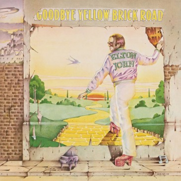 Elton John - Goodbye Yellow Brick Road - 180g 2xLP