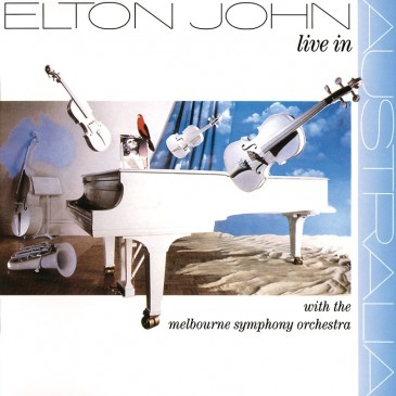 Elton John - Live in Australia (with the Melbourne Symphony Orchestra) - 180g 2xLP