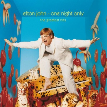Elton John - One Night Only (The Greatest Hits) - 2xLP