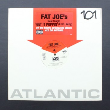 "Fat Joe - Get It Poppin' - 12"" (used)"