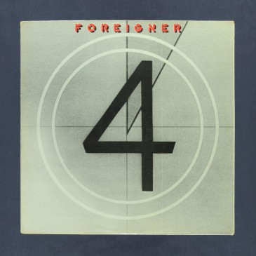 Foreigner - 4 - LP (used)