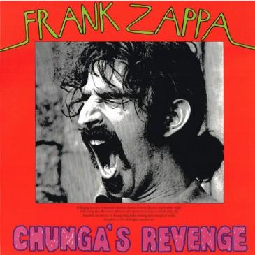 Frank Zappa - Chunga's Revenge - LP
