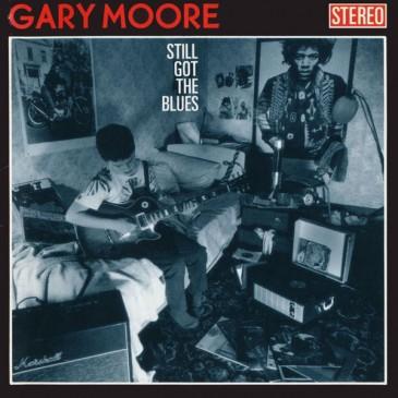 Gary Moore - Still Got the Blues - LP