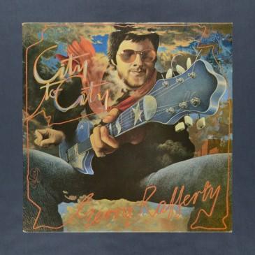 Gerry Rafferty - City to City - LP (used)