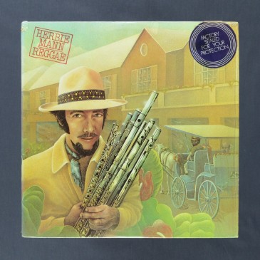 Herbie Mann - Reggae - LP (used)