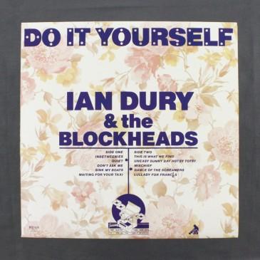 Ian dury the blockheads do it yourself lp used used lps ian dury the blockheads do it yourself lp used solutioingenieria Gallery