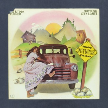 Ike & Tina Turner - Nutbush City Limits - LP (used)
