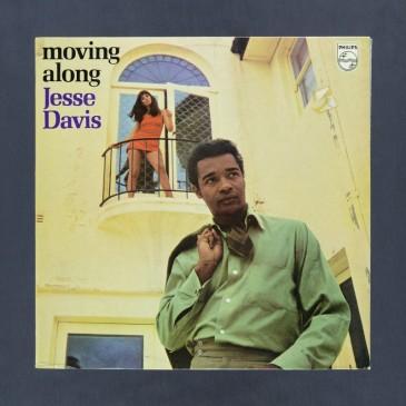 Jesse Davis - Moving Along - LP (used)