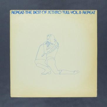 Jethro Tull - Repeat – The Best of Jethro Tull – Vol. II - LP (used)