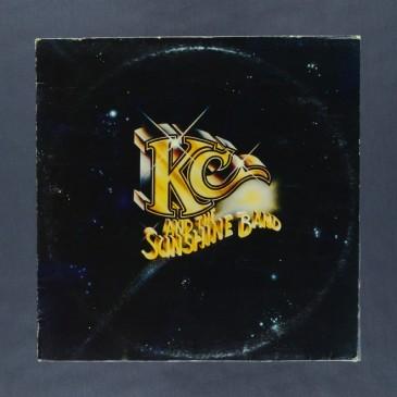 K.C. and the Sunshine Band - Who Do Ya (Love) - LP (used)