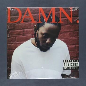 Kendrick Lamar - Damn. - 2xLP