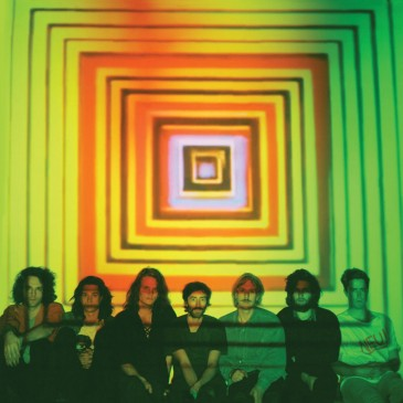 King Gizzard and The Lizard Wizard - Float Along - Fill Your Lungs - Yellow Vinyl LP