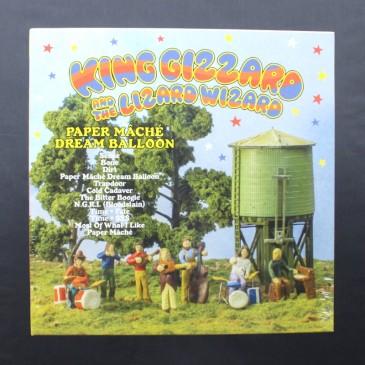 King Gizzard & the Lizard Wizard - Paper Mâché Dream Balloon - LP