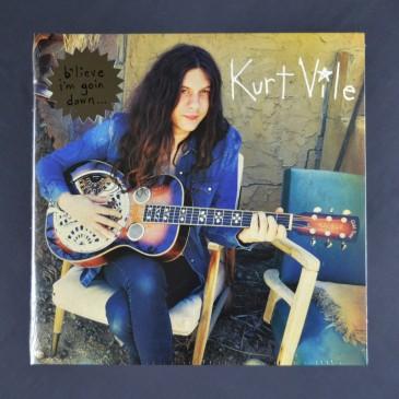 Kurt Vile - B'lieve I'm Goin Down... - 2xLP