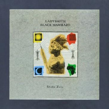 Ladysmith Black Mambazo - Shaka Zulu - LP (used)