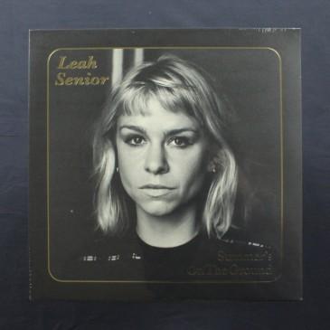 Leah Senior - Summer's On The Ground (Gold vinyl) - LP