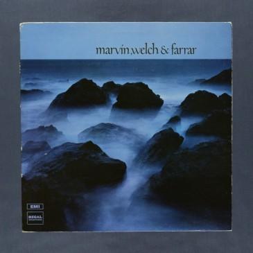 Marvin, Welch & Farrar - Marvin, Welch & Farrar - LP (used)
