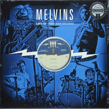 Melvins - Live At Third Man Records - LP