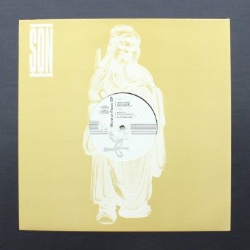 DPF - Mental Floss - EP (used)