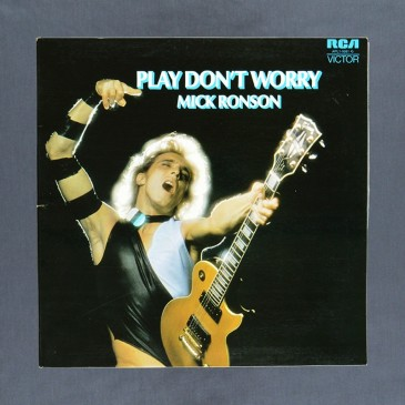 Mick Ronson - Play Don't Worry - LP (used)