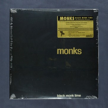 Monks - Black Monk Time - 2xLP