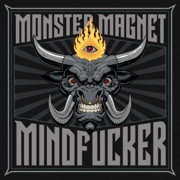 Monster Magnet - Mindfucker - Silver Vinyl 2xLP