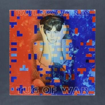 Paul McCartney - Tug Of War - LP (used)