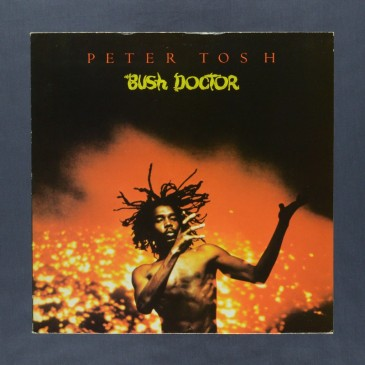 Peter Tosh - Bush Doctor - LP (used)