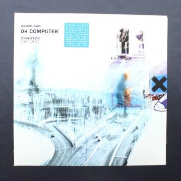 Radiohead - Ok Computer (OKNOTOK 1997 2017) Limited Edition Blue Vinyl - 180g 3xLP